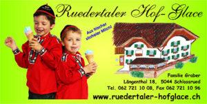 Vierjohreszyte – Partner: Ruedertaler Hof-Glace – Schlossrued